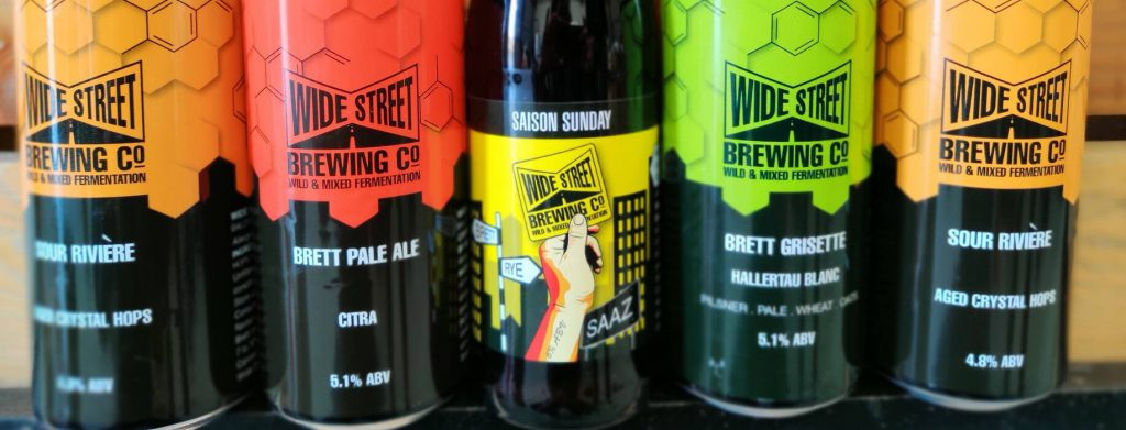 Wide Street Brewing Company Stockists