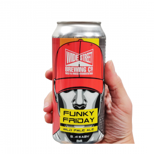 Wild Pale Ale Funky Friday Can