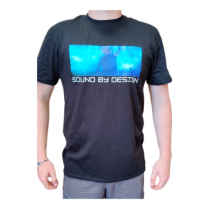 Sound by Design Tee-shirt